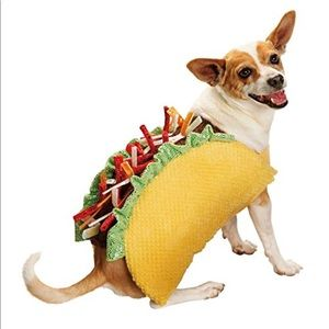 Bootique Other - Halloween Taco Dog Costume XL Parade Party Play